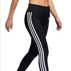 0221 Women's 3 Stripe Active Tights Leggings
